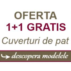 Cuverturi De Pat ( 1+1 GRATIS ) ⭐