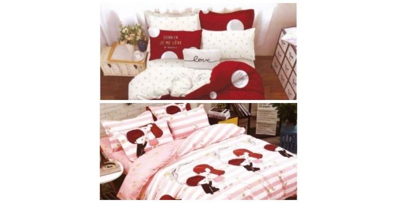 4 sfaturi pentru a alege lenjeria de pat potrivita pentru un pat matrimonial